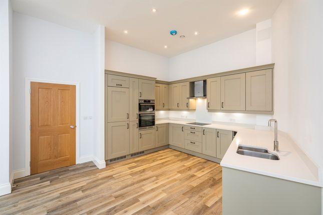 1 bed flat for sale in Hamslade Street, Poundbury, Dorchester DT1