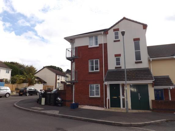 Thumbnail Flat for sale in Heathfield, Newton Abbot, Devon