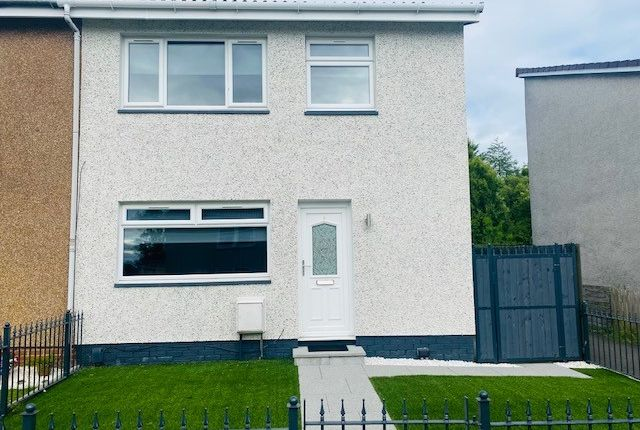 3 bed semi-detached house to rent in Eastermains, Kirkintilloch, Glasgow G66