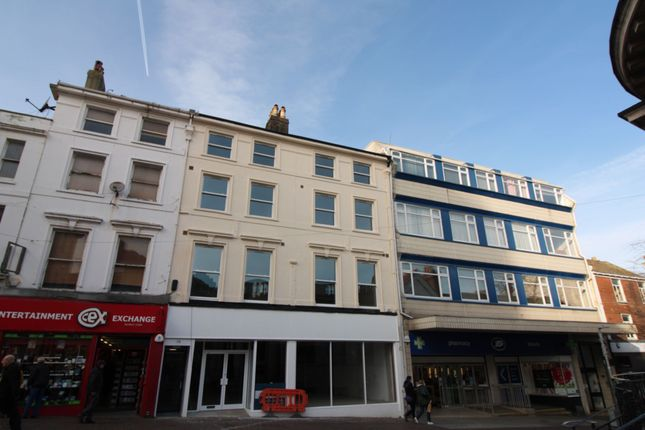 Thumbnail 1 bed flat to rent in Sandgate Road, Folkestone