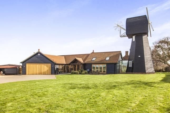 Thumbnail Detached house for sale in Brook Lane, Herne Bay, Kent, Uk
