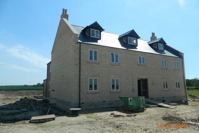 Thumbnail Detached house for sale in Drisney Farm, Hardwick, Lincoln