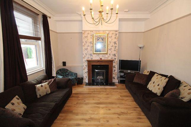 Thumbnail Terraced house to rent in Eldon Street, Preston, Lancashire