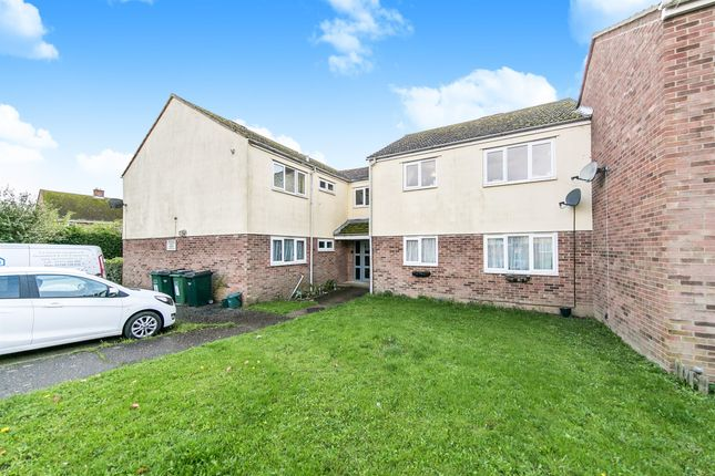 Thumbnail 1 bed flat for sale in Old School Lane, Elmstead, Colchester