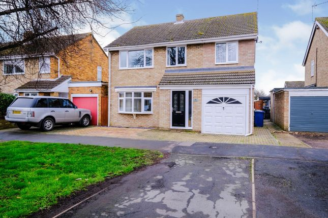 Thumbnail Detached house for sale in Turvers Lane, Ramsey, Huntingdon