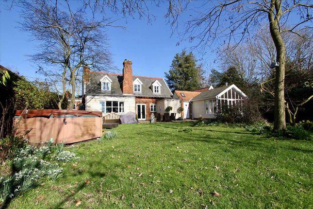 Outside - Rear of The Street, Wherstead, Ipswich, Suffolk IP9