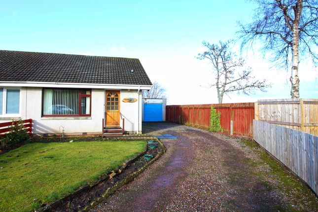 Thumbnail Semi-detached bungalow for sale in 34 Hazel Avenue, Inverness