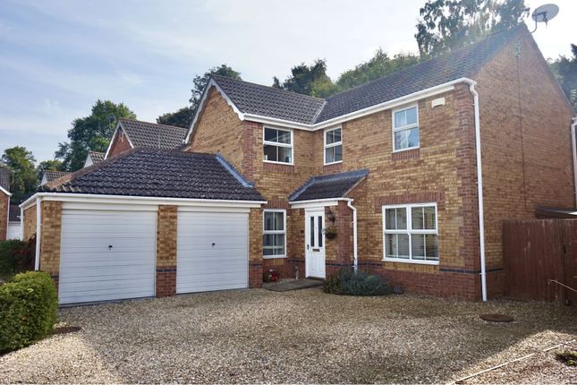 4 bed detached house for sale in Fox Covert, Sudbrooke, Lincoln LN2