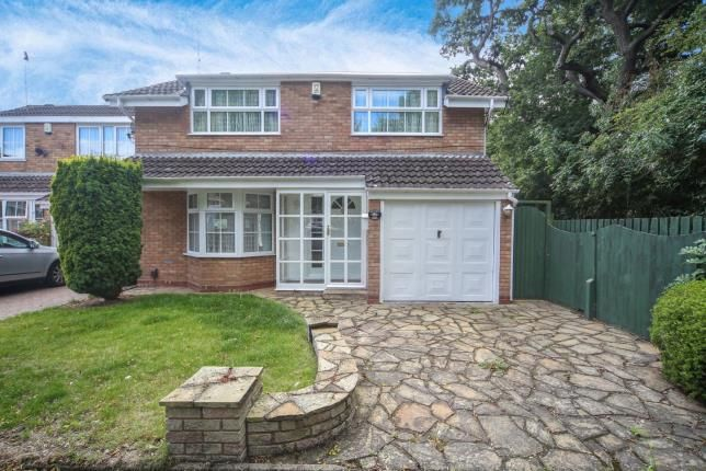 4 bed detached house for sale in Atcham Close, Redditch, . B98