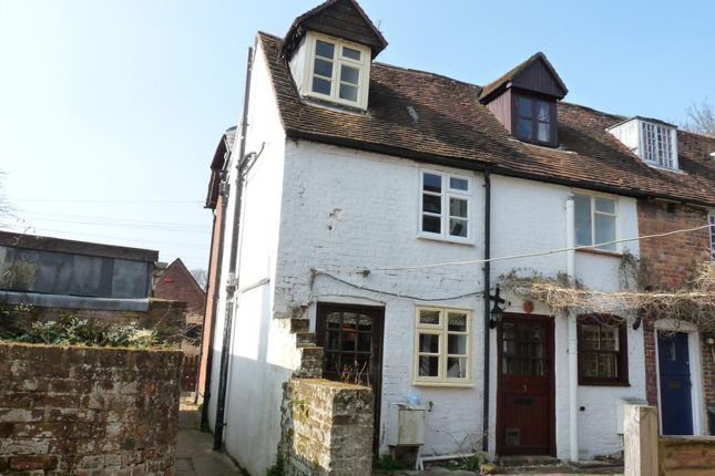 Thumbnail End terrace house to rent in Bryanston Street, Blandford Forum, Dorset