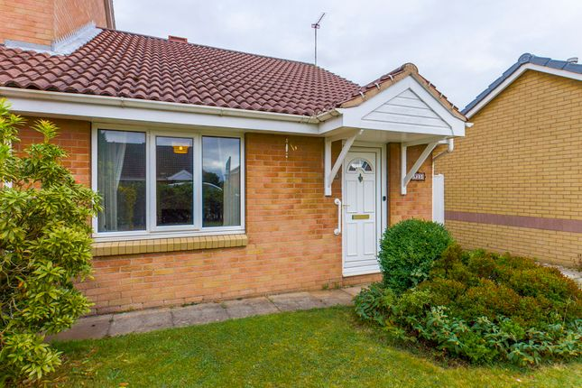 Thumbnail Semi-detached bungalow for sale in Thorpehall Road, Edenthorpe, Doncaster, South Yorkshire