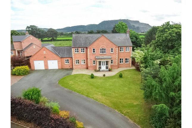 Thumbnail Detached house for sale in Llandrinio, Llanymynech