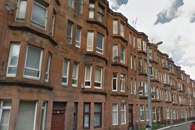 Thumbnail Flat to rent in Aberdour Street, Dennistoun, Glasgow