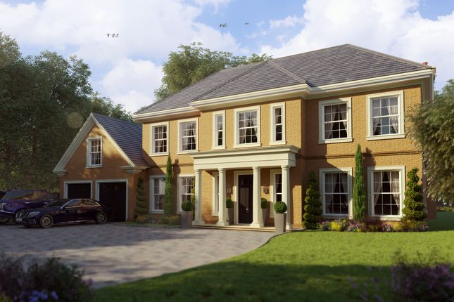 Thumbnail Property for sale in Fir Tree Close, Ascot