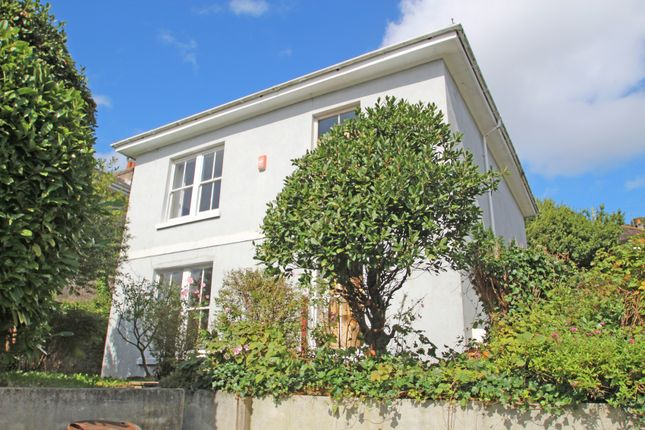 Thumbnail Detached house for sale in Penrose Villas, Mannamead, Plymouth