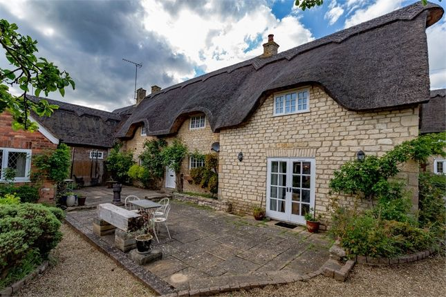 Thumbnail Detached house for sale in Crocket Lane, Empingham, Oakham, Rutland