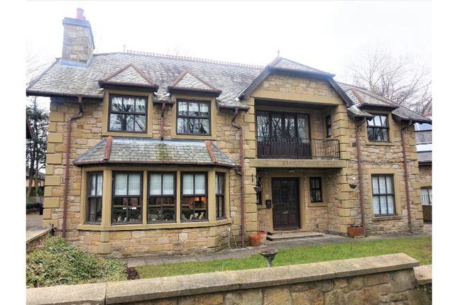 Thumbnail Detached house for sale in 3 East Farm Court, Cramlington