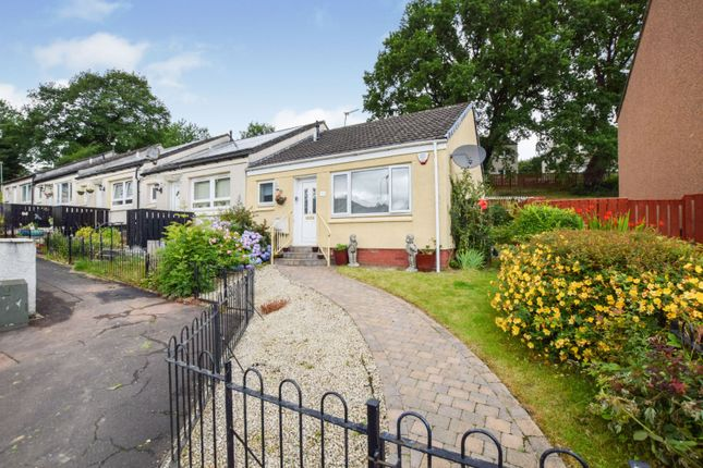 Thumbnail Terraced bungalow for sale in Loancroft Avenue, Glasgow