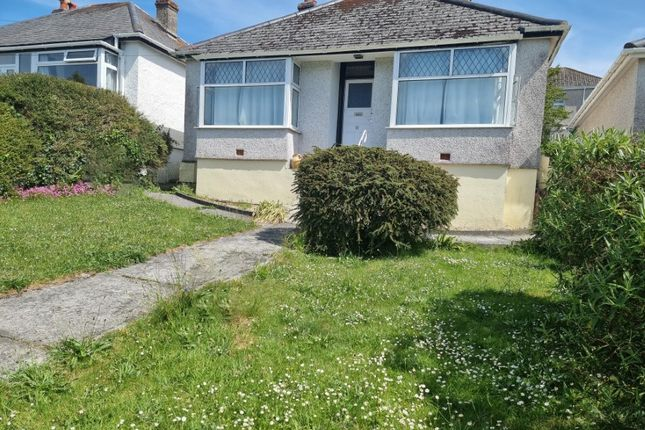 Thumbnail Bungalow for sale in North Parade, Falmouth