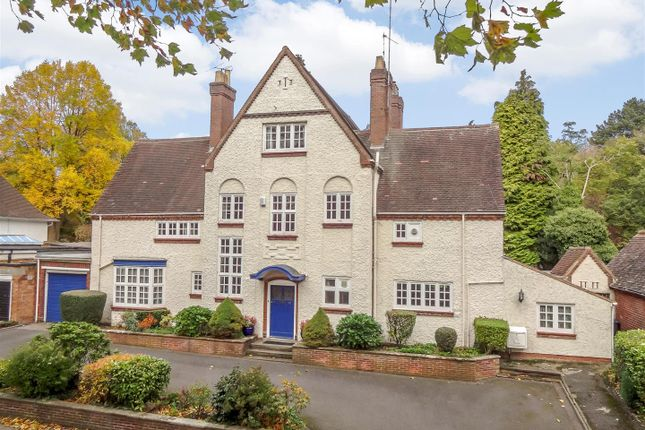 Thumbnail Detached house for sale in Yateley Road, Birmingham