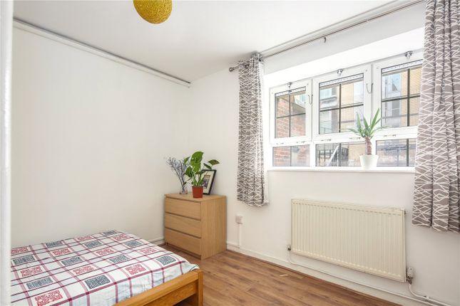 Bedroom One of Wheler House, Quaker Street, London E1