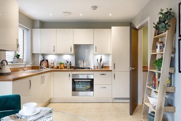 Kitchen of London Road, Binfield RG12