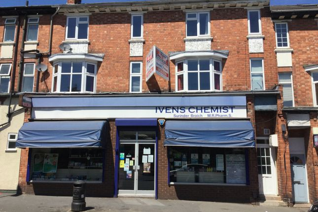Thumbnail Flat to rent in Tachbrook Street, Leamington Spa