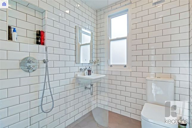 Shower Room of Claremont Road, London E7