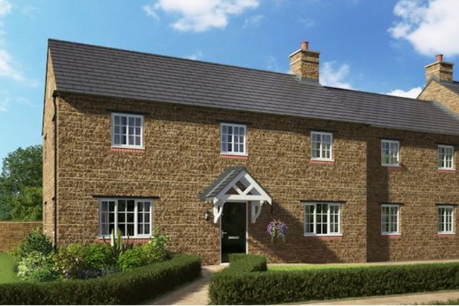 Thumbnail Detached house for sale in The Winster, Victoria Park, Bloxham Road, Banbury