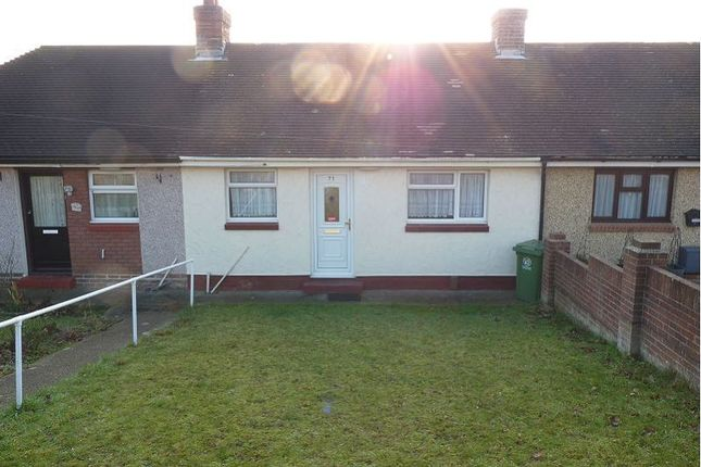 Thumbnail Bungalow to rent in Medina Road, Cosham, Portsmouth