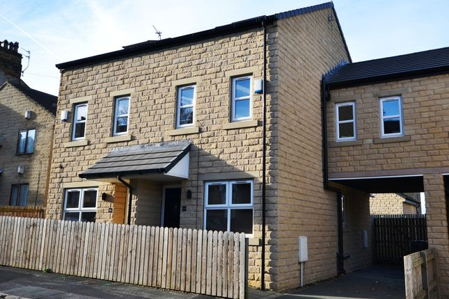 Thumbnail Semi-detached house to rent in Cross Lane, Primrose Hill, Huddersfield