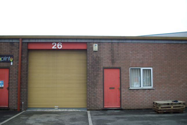 Thumbnail Light industrial to let in Harris Road, Porte Marsh Industrial Estate, Calne