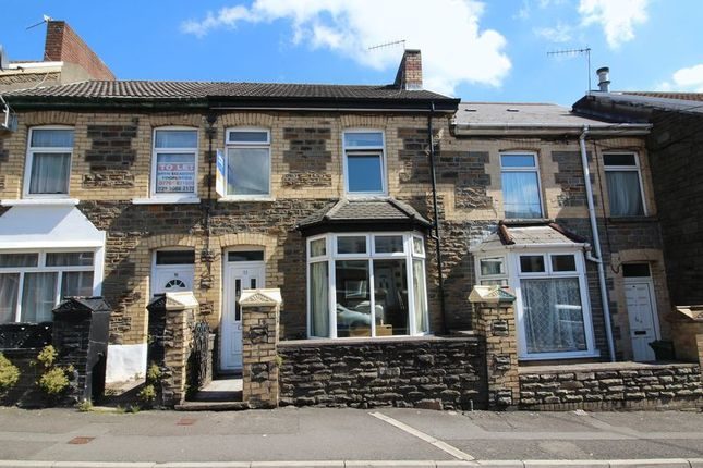 Thumbnail Terraced house for sale in King Street, Treforest, Pontypridd