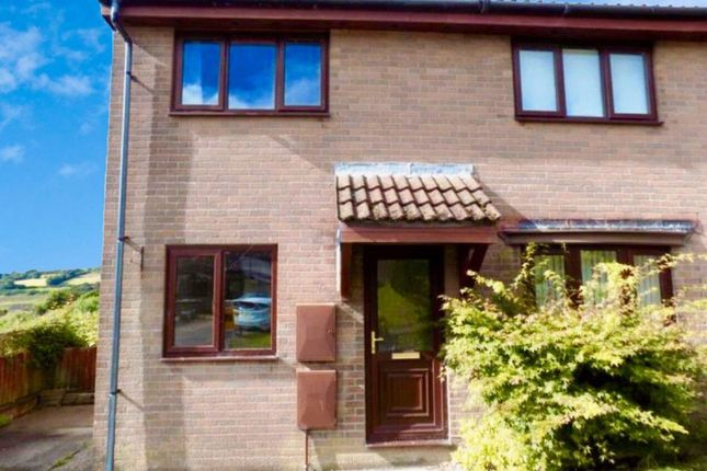 2 bed semi-detached house to rent in Heol Cwm Ifor, Caerphilly CF83
