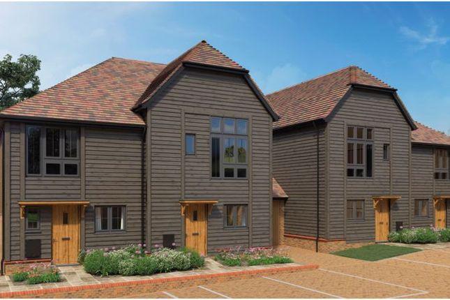 3 bed terraced house for sale in Cranleigh Road, Ewhurst, Cranleigh GU6