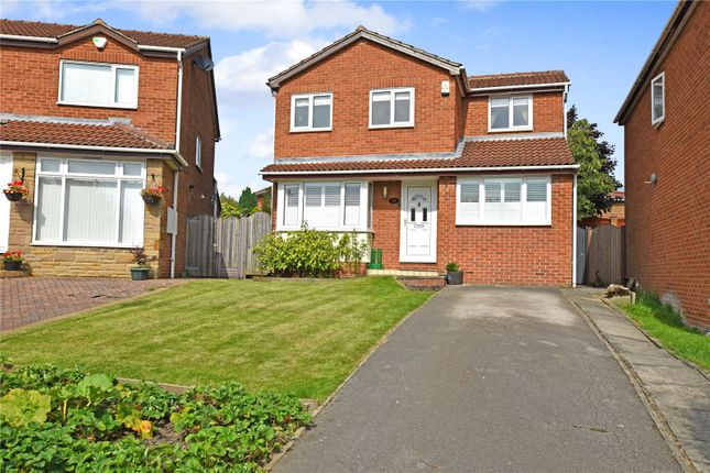 Thumbnail Detached house for sale in Turner Drive, Tingley, Wakefield