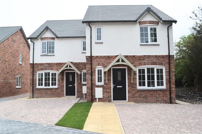 Thumbnail Semi-detached house for sale in Occupation Road, Albert Village, Swadlincote