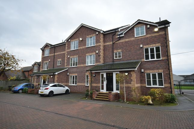 Thumbnail Flat for sale in Marsh Lane, Marsh End, Knottingley