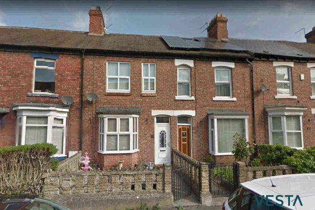 Thumbnail Terraced house for sale in South Church Road, Bishop Auckland