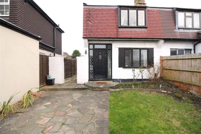 Thumbnail Semi-detached house to rent in Grasmere Road, Orpington, Kent