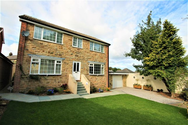 Thumbnail Detached house to rent in Hall Lane, Harrogate
