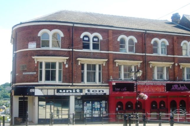 Office to let in Corporation Street, Chesterfield