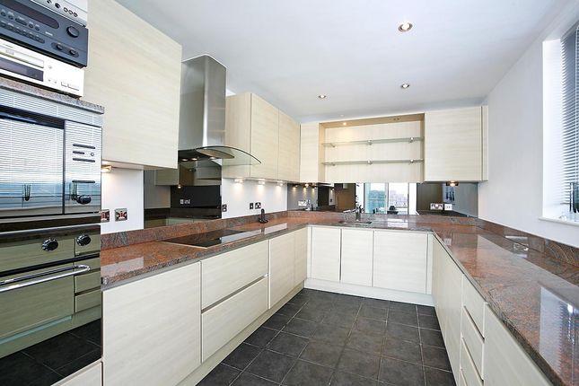 Kitchen of Cinnabar Wharf West, 22, Wapping High Street, Tower Bridge E1W