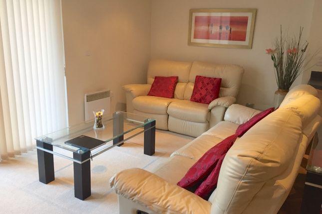 Thumbnail Flat to rent in Meridian Wharf, Trawler Road, Swansea