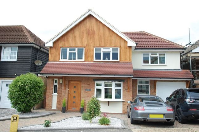 Thumbnail Detached house for sale in Penn Close, Orsett, Grays