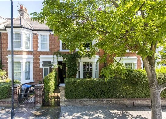 Thumbnail Terraced house for sale in Kingswood Avenue, Queen's Park, London