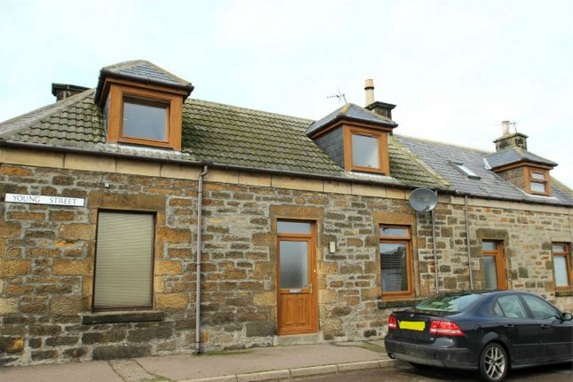 Thumbnail Semi-detached house for sale in Young Street, Burghead, Moray