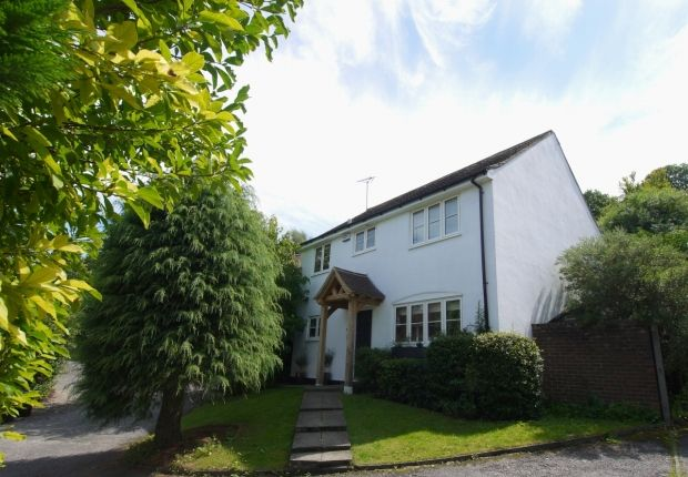 Thumbnail Detached house for sale in Martins Shaw, Chipstead, Sevenoaks
