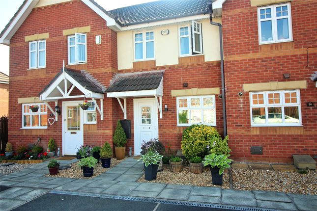 Thumbnail Terraced house to rent in Hampton Chase, Prenton, Merseyside