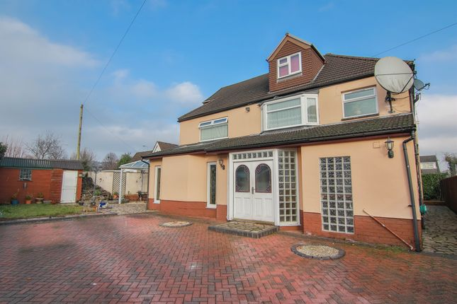 Thumbnail Detached house for sale in Ash Grove, Whitchurch, Cardiff